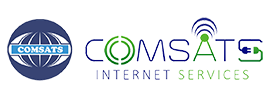 Powsred by COMSATS Internet Services